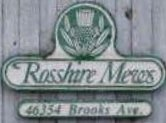 Rosshire Mews 46354 BROOKS V2P 7S9