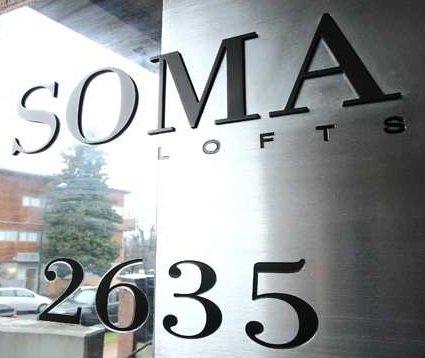 Soma Lofts 2635 PRINCE EDWARD V5T 4V7