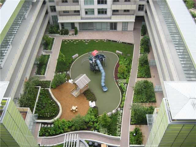 Brook - Courtyard!