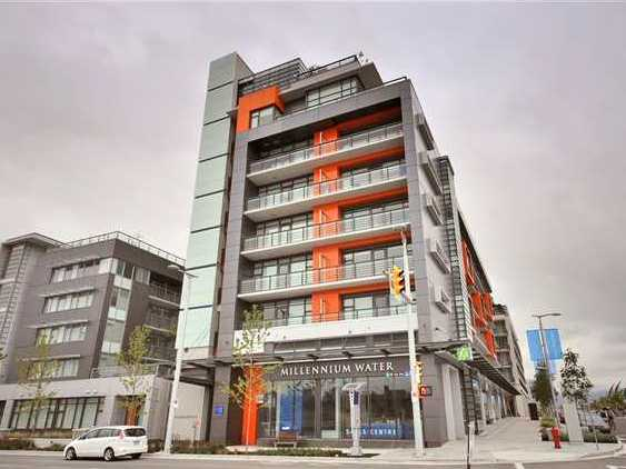 Compass - Village on False Creek - Exterior!