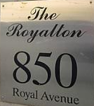 The Royalton 850 ROYAL V3M 1A6