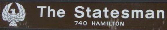 The Statesman 740 HAMILTON V3M 5T7