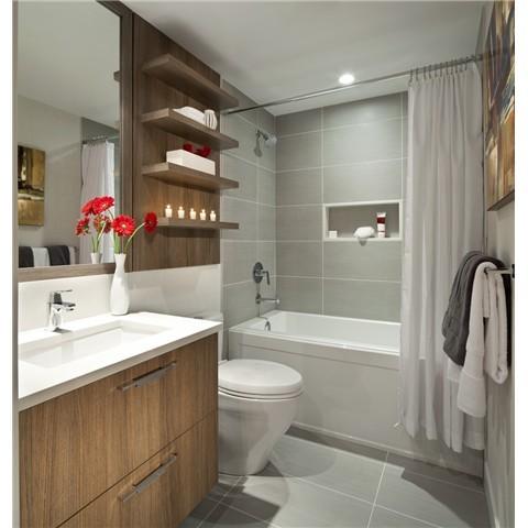 The Austin - Bathroom!