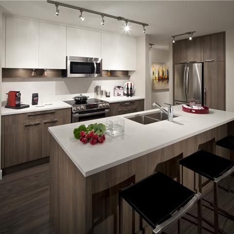 The Austin - Kitchen!