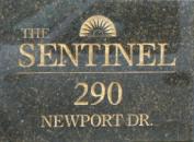 The Sentinel 290 NEWPORT V3H 5N2