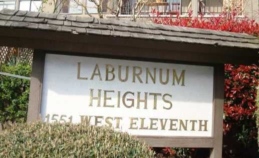Laburnum Heights 1551 11TH V6J 2B5