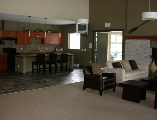 Clubhouse - Lounge and Kitchenette!