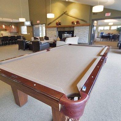 Billiards Table!
