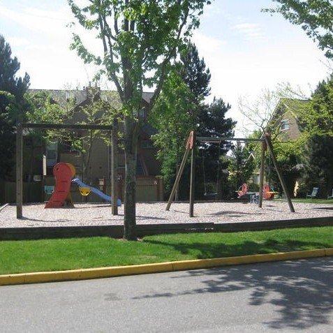 Camus Gardens - Exterior!