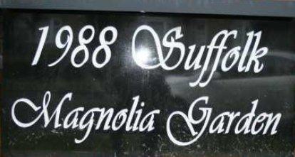 Magnolia Garden 1988 SUFFOLK V3B 1H2
