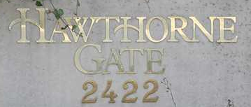 Hawthorne Gate 2422 HAWTHORNE V3C 6K7