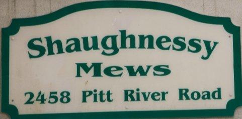 Shaughnessy Mews 2458 PITT RIVER V3C 1R9