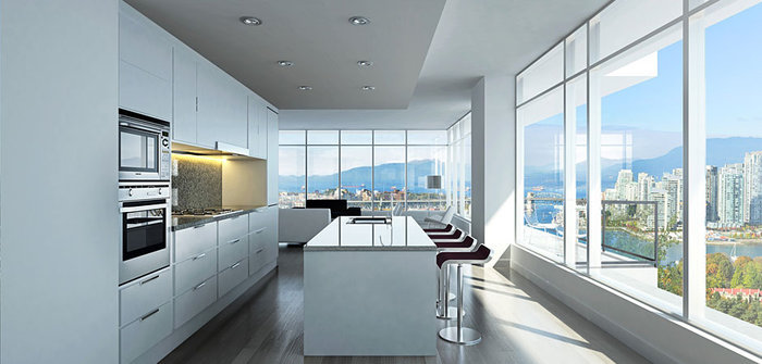 700WEST8TH - Kitchen!