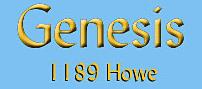 The Genesis 1189 HOWE V6Z 2X4