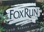 Fox Run 2998 ROBSON V3E 2X6