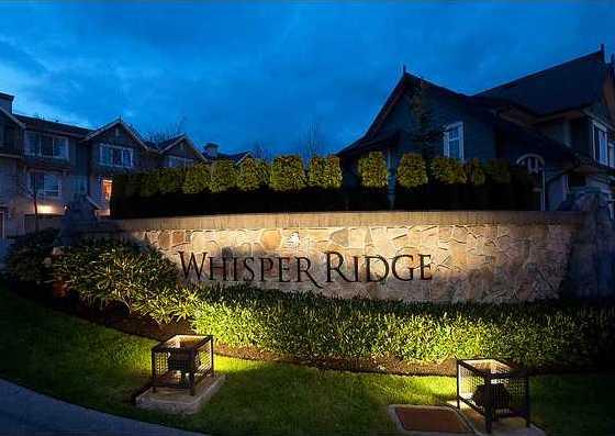 Whisper Ridge Complex!