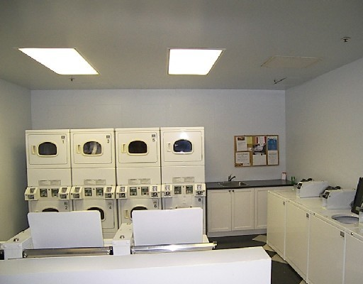 Shared Laundry Facilities!