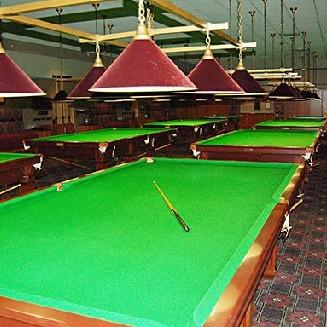 Billiards Room!