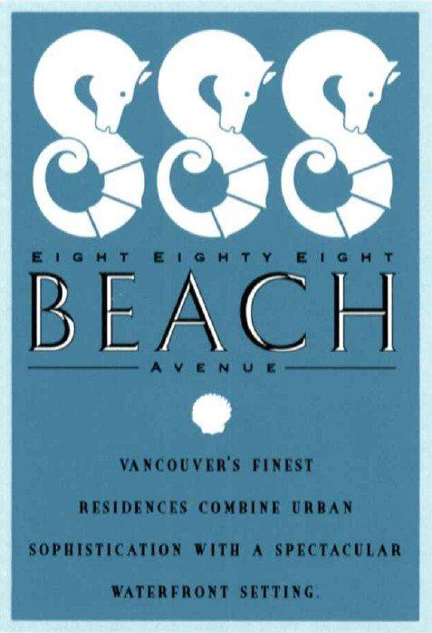888 Beach 888 BEACH V6Z 2P9