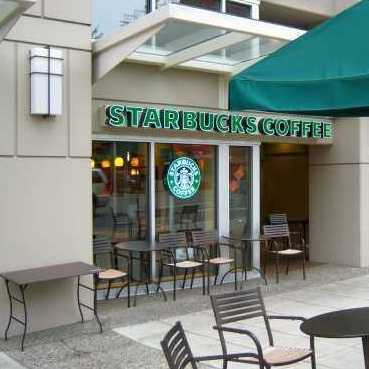 Starbucks Coffee!