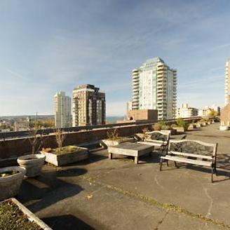 Rooftop Sun Deck!
