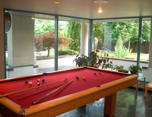 Billiards Room!