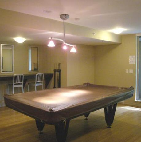 Billiard table!