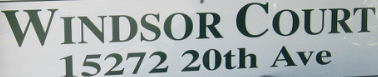 Windsor Court 15272 20TH V4A 2A3