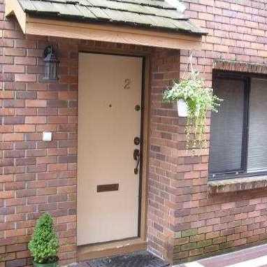 Typical Unit Entrance!