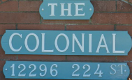 The Colonial 12296 224TH V2X 0M3