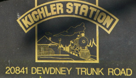 Kichler Station 20841 DEWDNEY TRUNK V2X 3E7