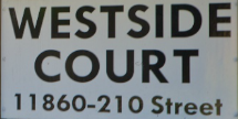 Westside Court 11860 210TH V2X 8A3