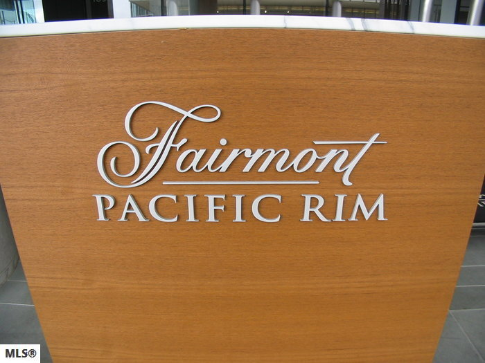 Fairmont Pacific Rim!