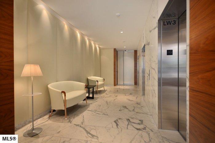 Hotel Elevator!