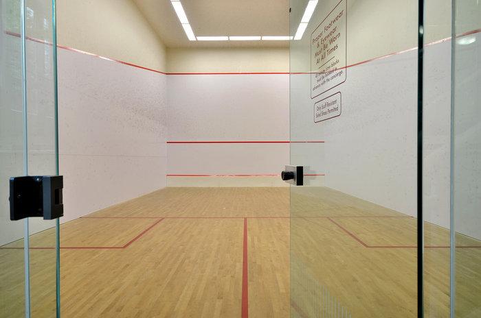 Squash Room!