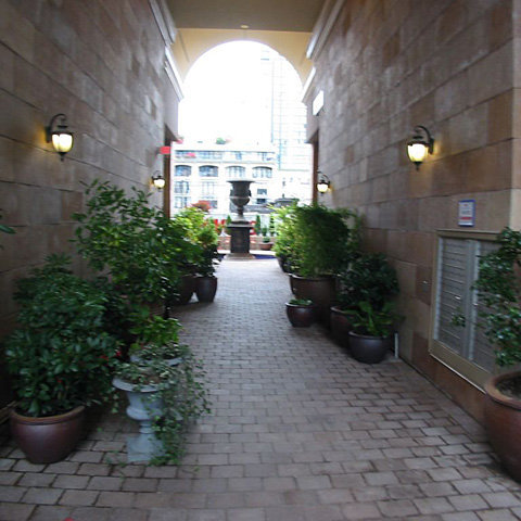 Typical part of the building!