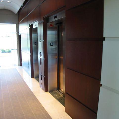 Elevators!