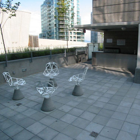 Amenity Patio!