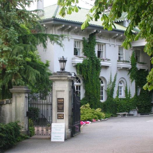 Heritage House!
