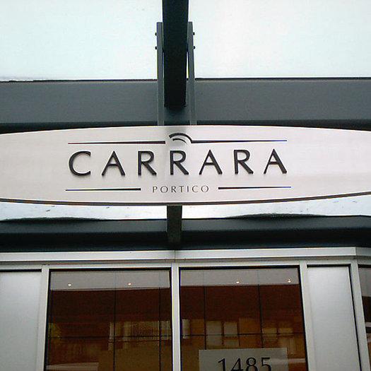 Carrara Entrance!