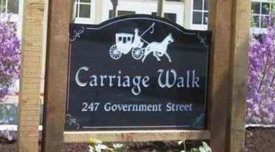 Carriage Walk 247 Government V8V 1L1