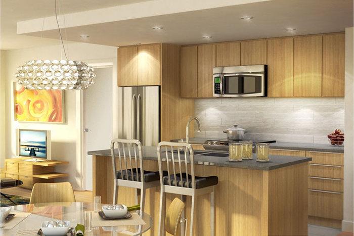 Duet display suite - kitchen!