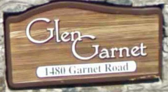 Glen Garnet 1480 Garnet V8P 5K9