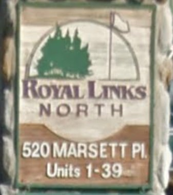 Royal Links North 520 Marsett V8Z 7J1
