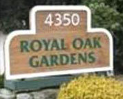 Royal Oak Gardens 4350 West Saanich V8Z 3E9