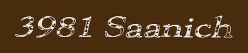 3981 Saanich Rd 3981 Saanich V8X 1Y9