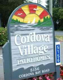 Cordova Village 5156 Cordova Bay V8Y 2X6