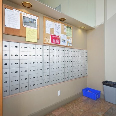 Mail box!