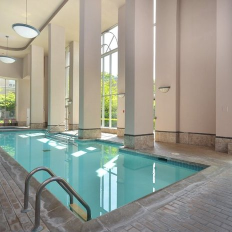 Indoor Pool!