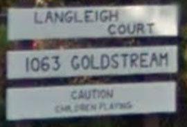 Langleigh Court 1063 Goldstream V9B 2Y7
